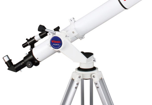 Vixenの天体望遠鏡を買っちゃいました。